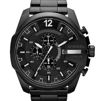 Diesel Black Dial Watch