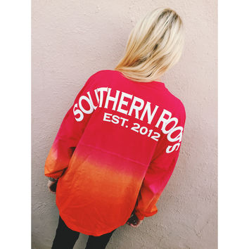 Southern Roots Spirit Jersey- Ombre