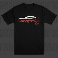 Dodge Challenger SRT Hellcat Dodge RT T Shirt