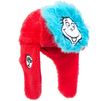 Dr. Seuss - Thing 1 And Thing 2 Bomber Hat