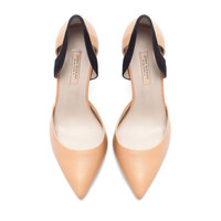 MID - HEEL POINTED PUMPS - High - heels - Shoes - Woman | ZARA United States