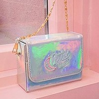Holo Box Purse