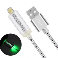 iPhone/iPad Color Changing Light-Up Charger Cable