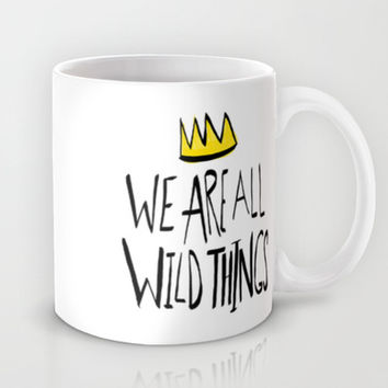 Wild Things II Mug by Leah Flores