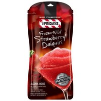 TGI Fridays Frozen Wild Strawberry Daiquiri Malt Beverage, 10 fl oz - Walmart.com