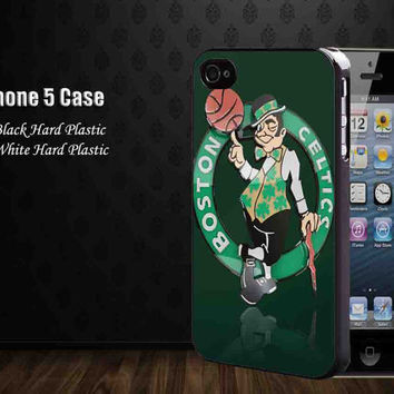 Boston Celtic,Iphone 5 case,accesories case,cell phone