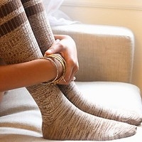 Free People Womens Pacific Coast Sock