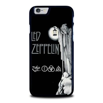LED ZEPPELIN DARKNESS iPhone 6 / 6S Case Cover