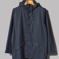 Rains Jacket (Blue) – Oi Polloi