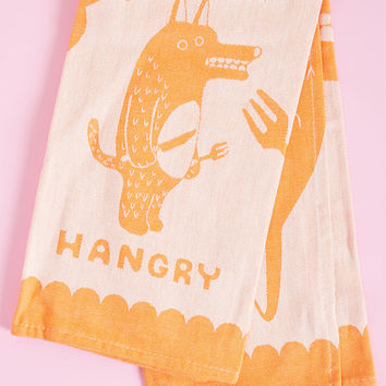 Capricious Cravings Dish Towel