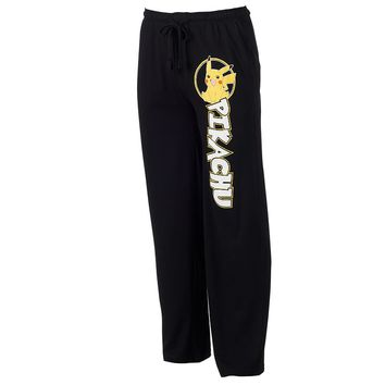 Pokemon Pikachu Lounge Pants