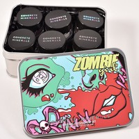 Concrete Minerals The Zombie Girl Eyeshadow Set