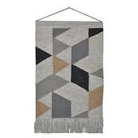 """Woven Wall Hanging - Copper/Neutral (18""""x31"""") - Project 62"""