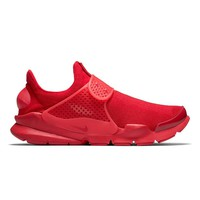 Men's Nike Sock Dart Shoe - University Red