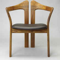 Scandinavia Furniture Metairie New Orleans Louisiana offers Contemporary & Modern Furniture for your Living Room - KOEFOED - PABLO TEAK DINING CHAIR - ScandinaviaFurniture.com