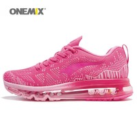 ONEMIX women's sport running shoes Lady walking shoes breathable mesh ..