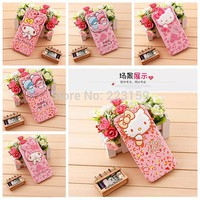 Luxury Leather Wallet my melody With Stand Smart Case For Samsung Galaxy S6 G9200 hello kitty with Card Holder Flip Cover-in Phone Bags & Cases from Phones & Telecommunications on Aliexpress.com | Alibaba Group