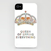 her daily motivation iPhone Case by Bianca Green | Society6