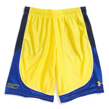 Boy's Under Armour 'SC30 - Beyond the Arc' Basketball Shorts ,