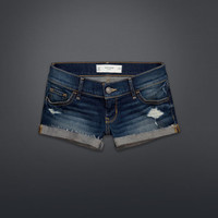 Gilly Hicks Low-Rise Short-Short