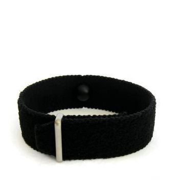 Insomnia/Anxiety Relief Bracelet  (single band) Black