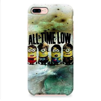 All Time Low Minion Drawing iPhone 8 | iPhone 8 Plus Case