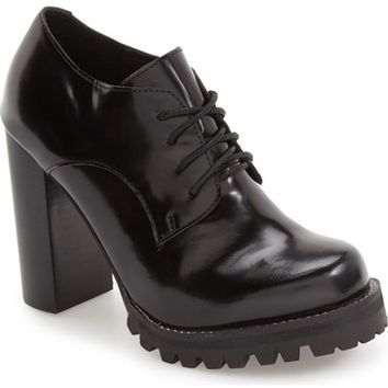 Jeffrey Campbell 'Enlist' Oxford Pump (Women) | Nordstrom