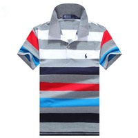 Polo Ralph Lauren  Men Fashion Casual Letter Shirt Top Tee