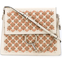 Chloé Faye Shoulder Woven Shoulder Bag - Farfetch