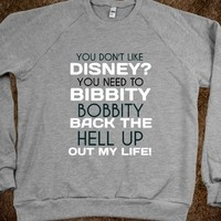 DON'T LIKE DISNEY?