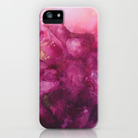 Still Loving You iPhone Case by duckyb