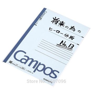Cool My Hero Academia Midoriya Izuku Notebook Japan Anime Cosplay Book Props School Supplies Student Note BookAT_93_12