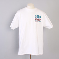 Vintage 90s PEARL JAM T-SHIRT / 1990s Rare 92 Drop in the Park Concert Tee Tshirt Shirt L New