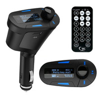 Car Kit MP3 Player Wireless FM Transmitter Modulator USB SD MMC LCD With Remote  D_L = 1708685636