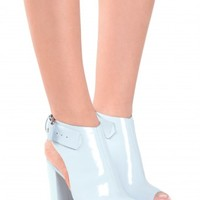 Jeffrey Campbell Shoes AINSLEY New Arrivals in Sky Blue