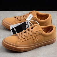 "Converse All Star ""Wheat"" Low Top Sneaker"