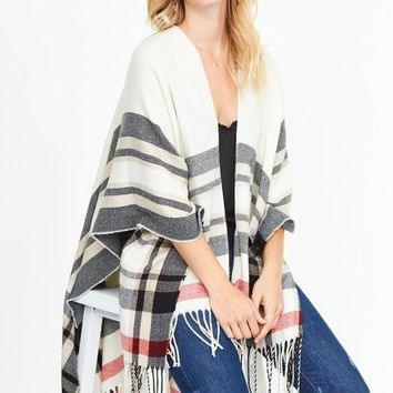 Dead Of Winter Poncho
