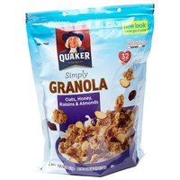 Quaker Natural Granola