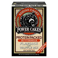 Kodiak Cakes Protein Packed Flapjack & Waffle Mix Buttermilk - 20oz