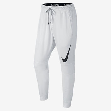 The Nike Dri-FIT Cuffed Men's Training Pants.