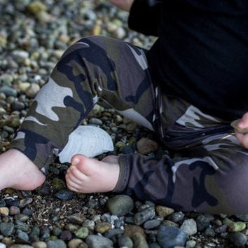 Camo Baby Leggings Army Baby Leggings Toddler Leggings Kid leggings Childrens Leggings Baby Boy Leggings Baby Girl Leggings  Aztec Pants