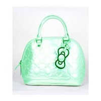 Loungefly Hello Kitty Mint Embossed Tote Bag - New Spring 2012