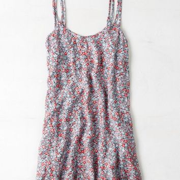 AEO Women's Floral Shift Dress