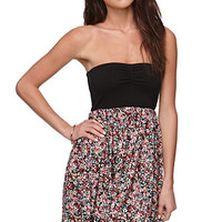 O'Neill Annika Strapless Dress at PacSun.com