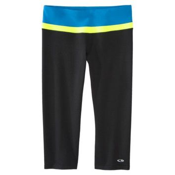 C9 by Champion® Women's Capri Tight Limited Edition - Island Turquoise