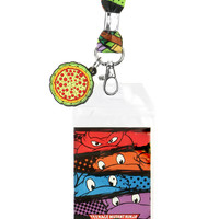 TURTLES LANYARD