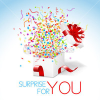 Surprise Gift box Birthday gift Holiday gifts Christmas gift gift for her