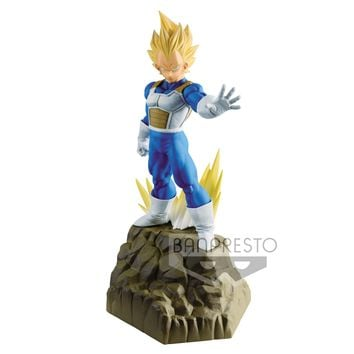 Super Saiyan Vegeta - Absolute Perfection - Dragonball Z