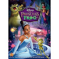 The Princess and the Frog DVD | Disney Store