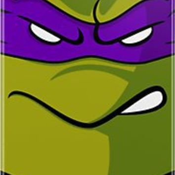 """TMNT iPhone Case ! (Donatello)"" iPhone & iPod Cases by San Ronan 